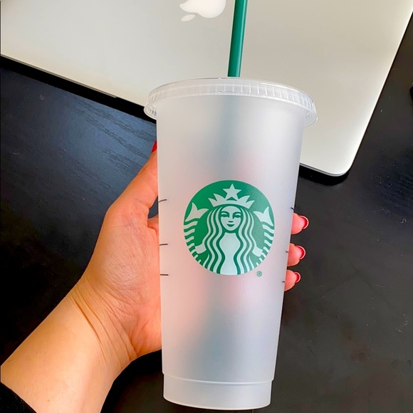 Starbucks Cold To - Go Cup - 24 fl oz